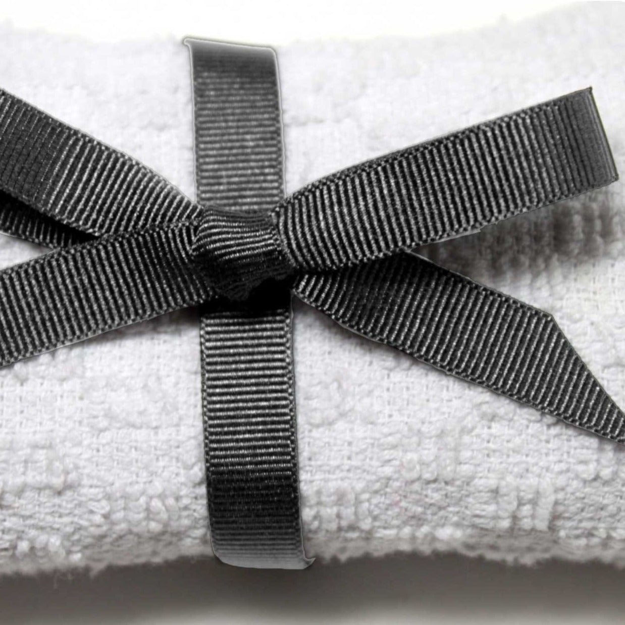 Berisfords Grosgrain Ribbon - Smoke Grey