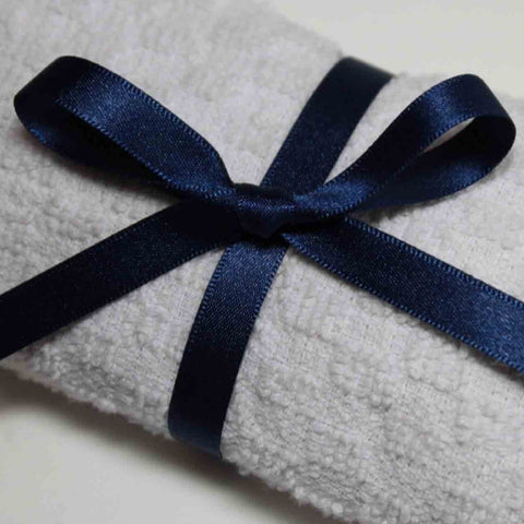 Berisfords Satin Ribbon - Navy