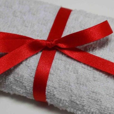 Berisfords Satin Ribbon - RED colour 15
