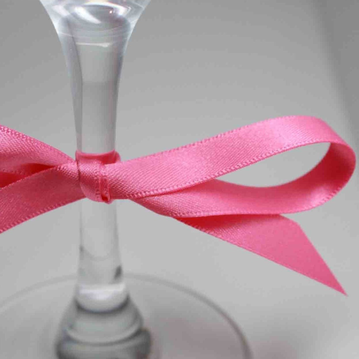 Berisfords Satin Ribbon - Sugar Pink