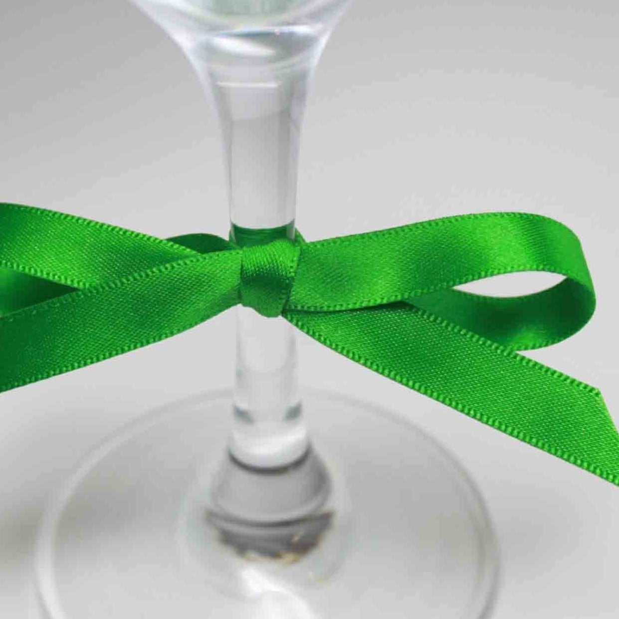 Berisfords Satin Ribbon - Emerald