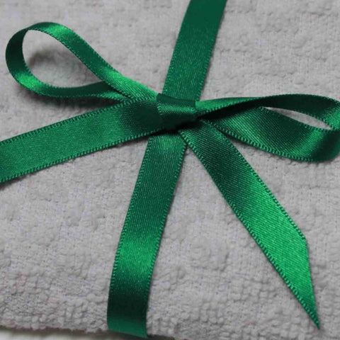 Berisfords Satin Ribbon - Bottle Green