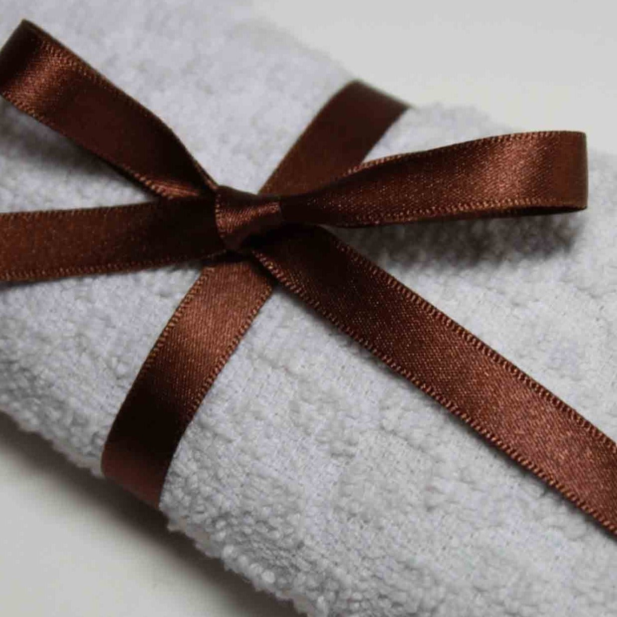 Berisfords Satin Ribbon - Dark Brown