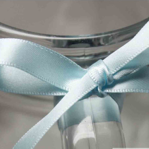 Berisfords Satin Ribbon - Sky