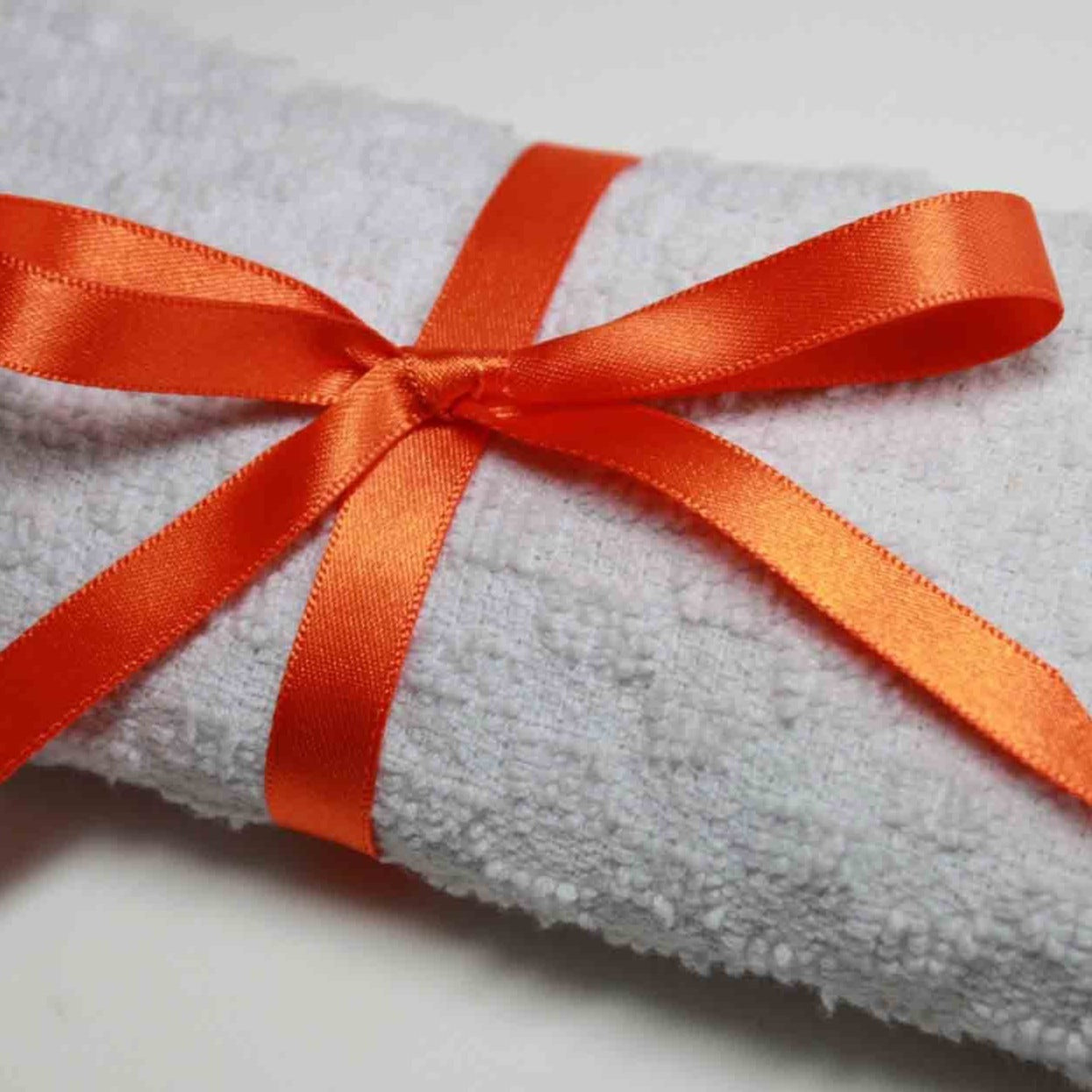 Berisfords Satin Ribbon - Orange Delight