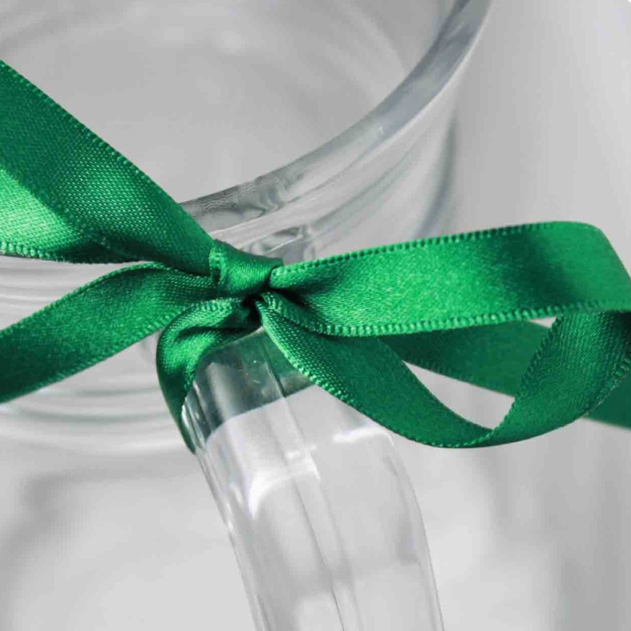Berisfords Satin Ribbon - Hunter Green