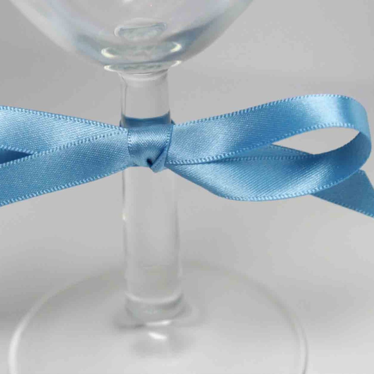 Berisfords Satin Ribbon - Dusky Blue