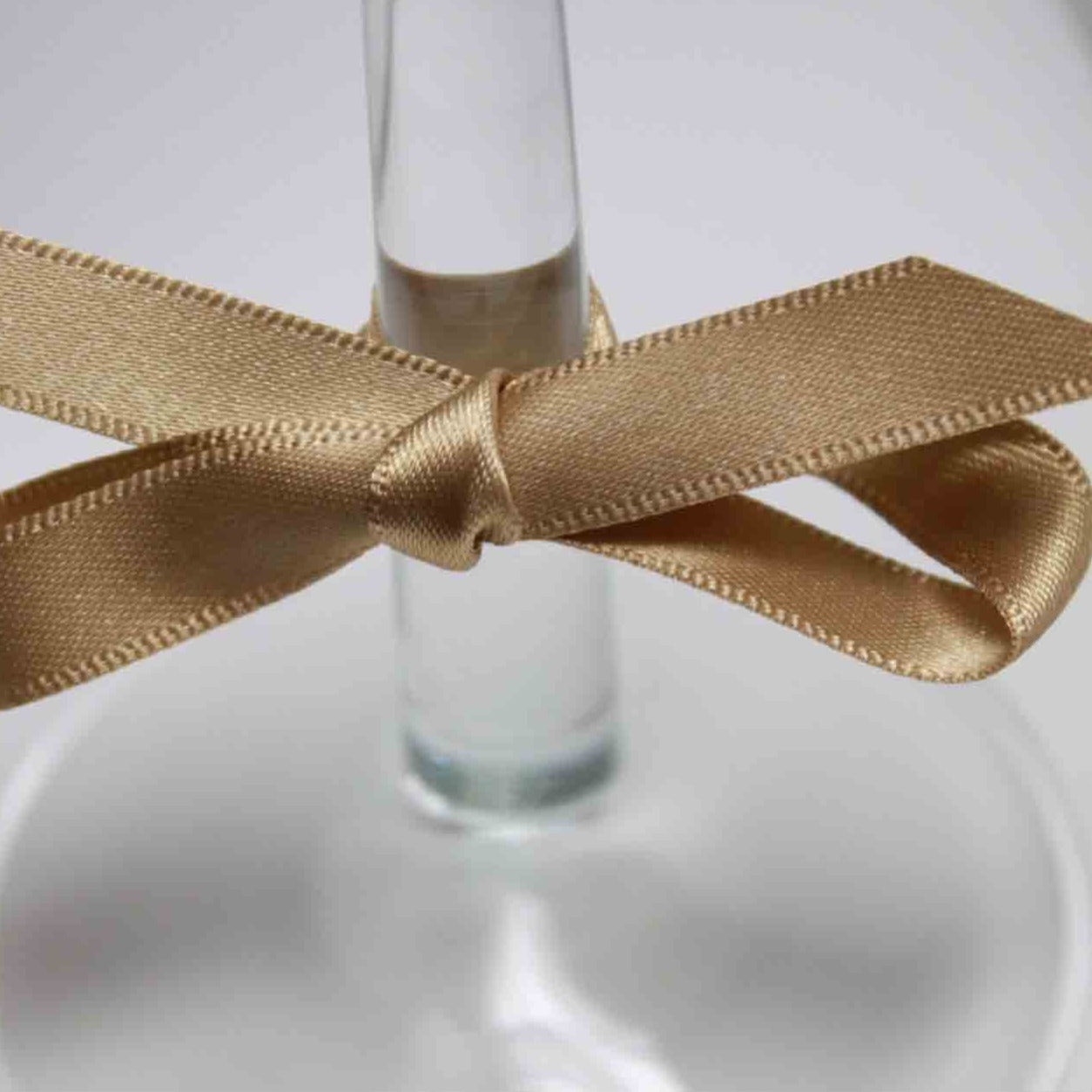 Berisfords Satin Ribbon - Straw