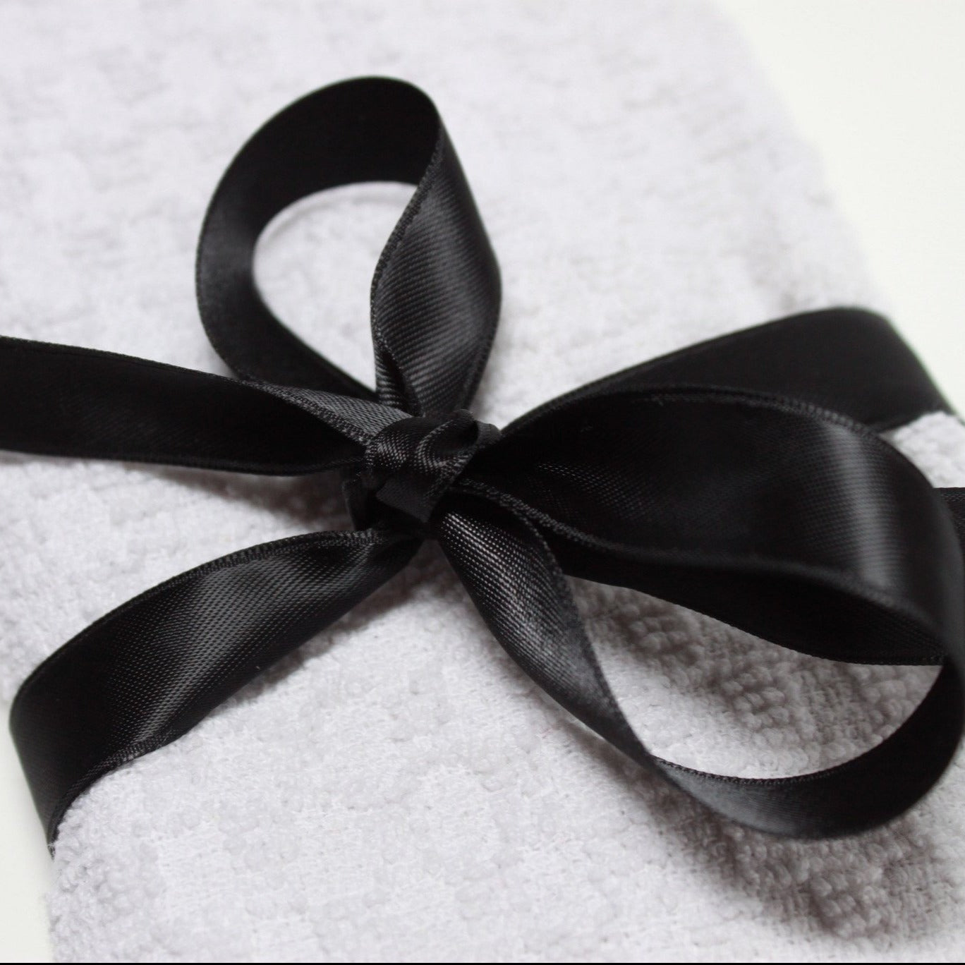 Breitenbach Satin Ribbon - Black colour 88