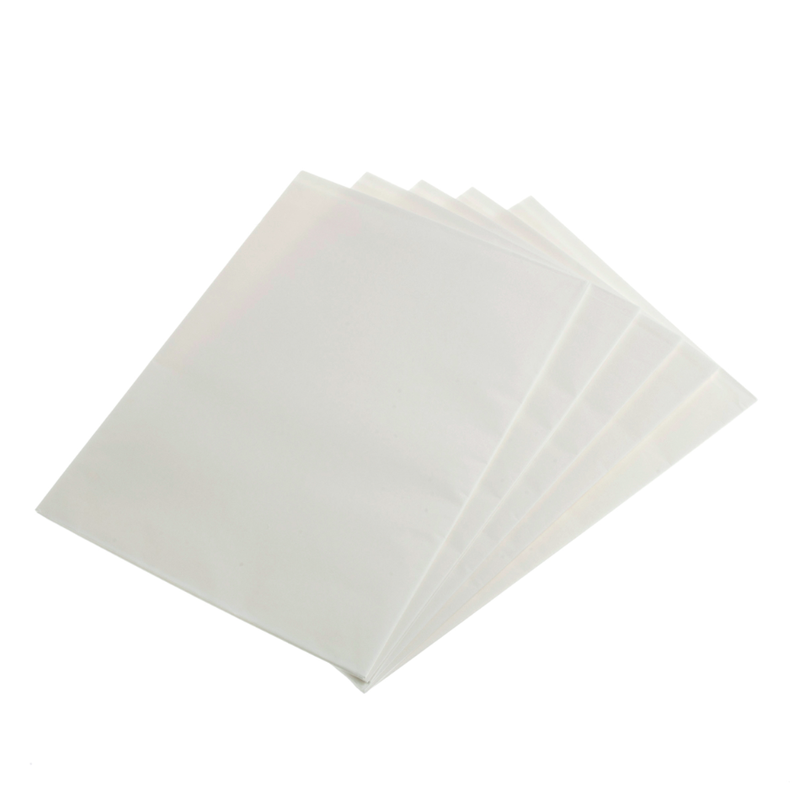 5 large sheets of dressmaking tracing paper