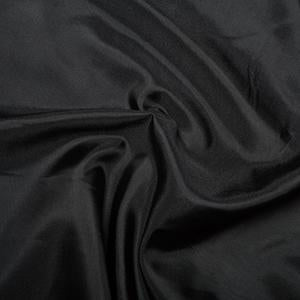 Monaco Lining Fabric - Black from Jaycotts Sewing Supplies