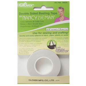 Clover 9505 Double Sided Basting Tape from Jaycotts Sewing Supplies