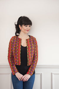 Sew Over It Pattern - Coco Jacket from Jaycotts Sewing Supplies