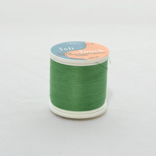 YLI Soft Touch Thread 250 yds 019 Fern Green from Jaycotts Sewing Supplies