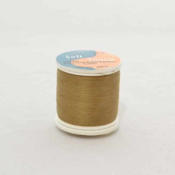 YLI Soft Touch Thread 250 yds 023 Light Brown from Jaycotts Sewing Supplies
