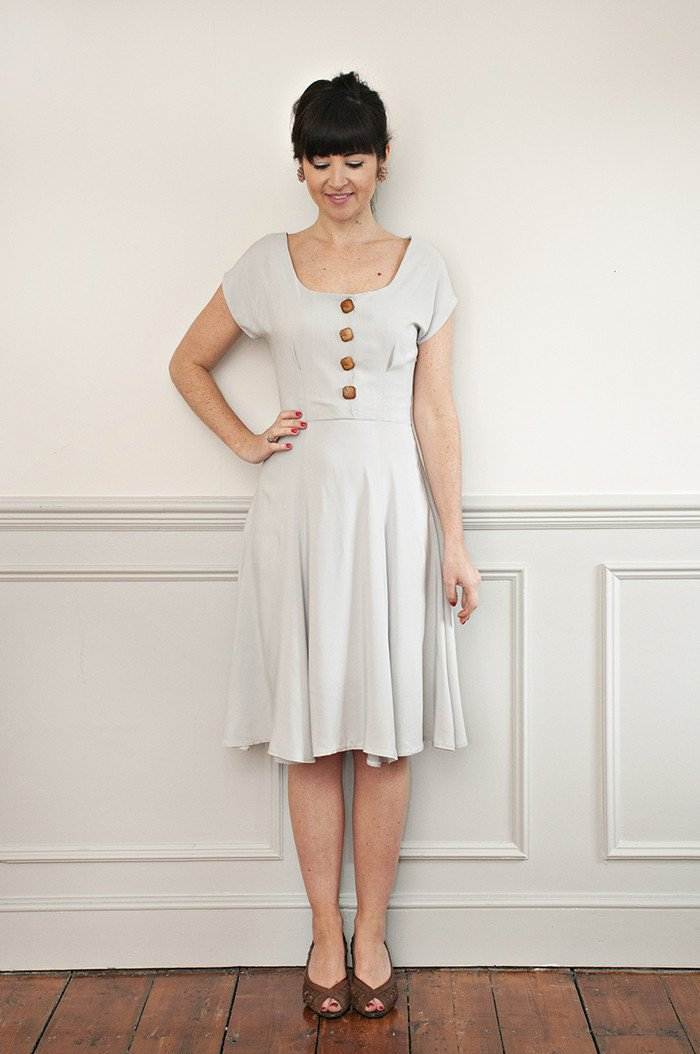 Sew Over It - the Doris Dress from Jaycotts Sewing Supplies