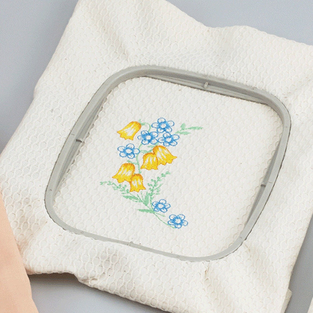 Brother Embroidery Frame 4x4 size (EF83) from Jaycotts Sewing Supplies