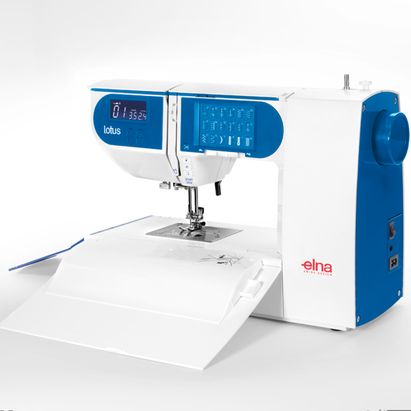 Elna Lotus Sewing Machine