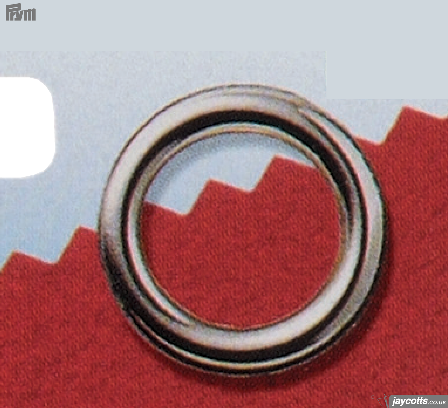Eyelets - Nickel / Silver (Non-Sew)