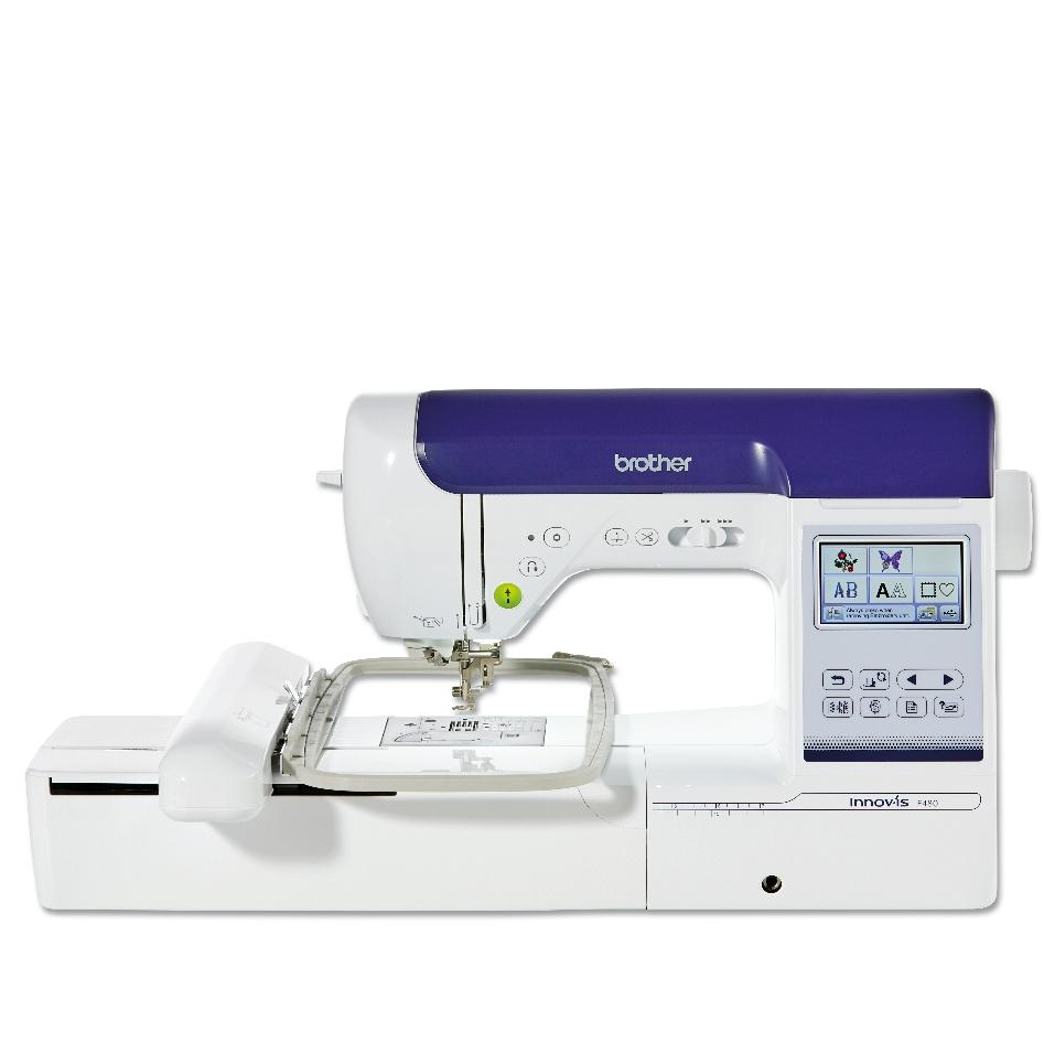 Brother innov-is F480 embroidery and sewing machine