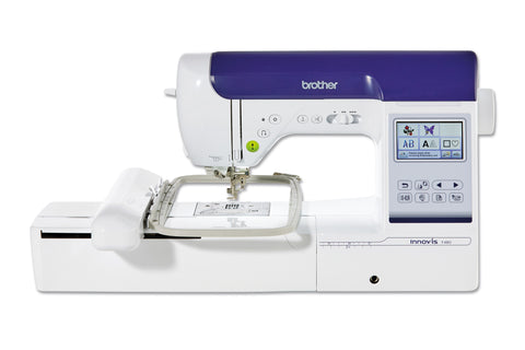 F480 sewing and embroidery machine from Brother