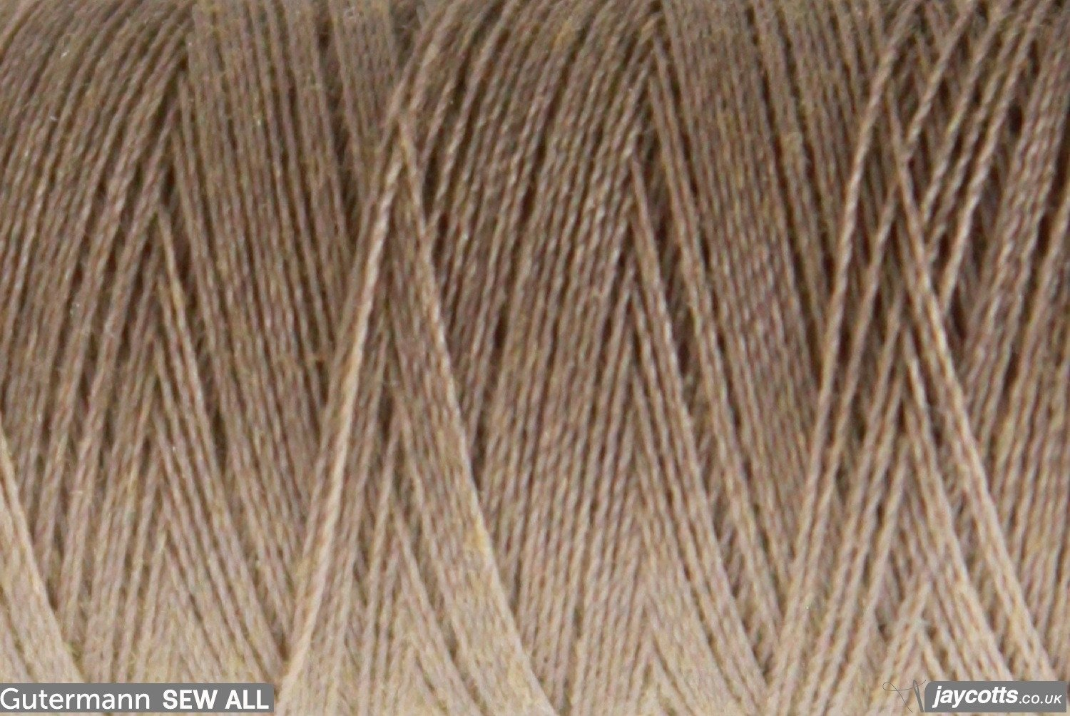 Sew-All Polyester Sewing Thread - Colour: #724 Taupe