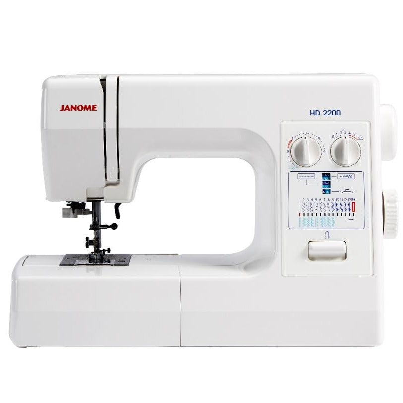 Janome HD 2200 - Sewing Machine