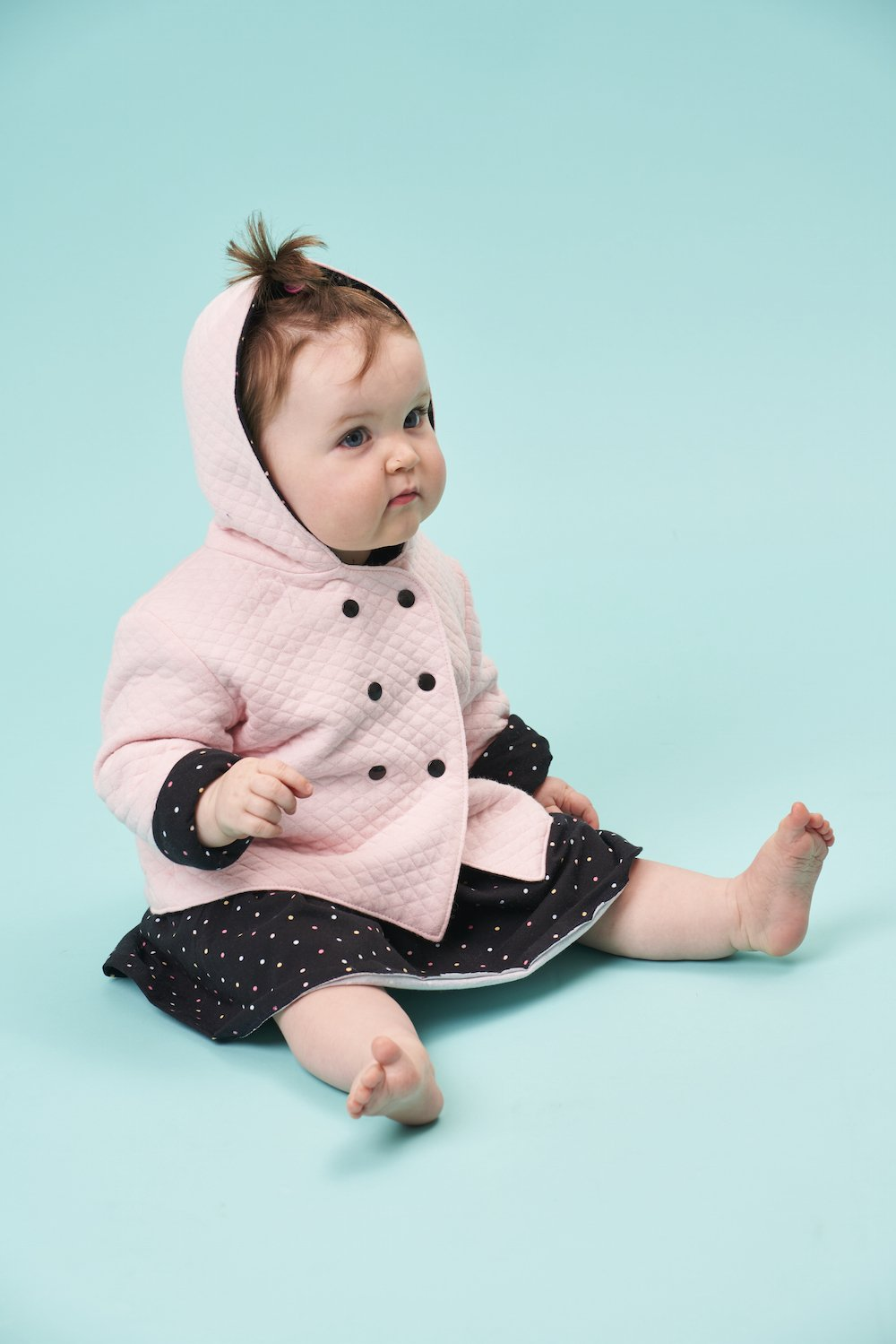 Sew Over It Poppy + Jazz | Honeydew Hoodie Pattern