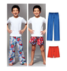 K3786 Boys' Pyjama Pants & Shorts | Kwik Start