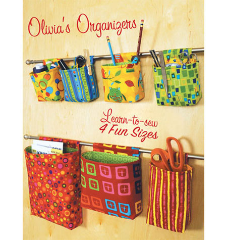 Kwik Sew 3900 Olivia's Organizers | Kwik Start from Jaycotts Sewing Supplies