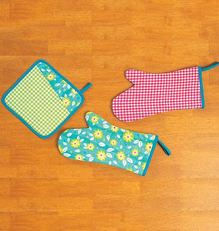 K0196 Potholder, Mitts, and Casserole Carrier