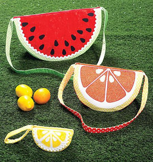 Kwik Sew 0216 Fruit Bags in Three Styles from Jaycotts Sewing Supplies