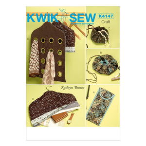 Kwik Sew 4147 Travel Accessories