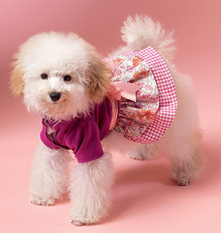 Kwik Sew 4152 Dog Clothes from Jaycotts Sewing Supplies