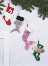 Kwik Sew 4314 Holiday Stockings sewing pattern