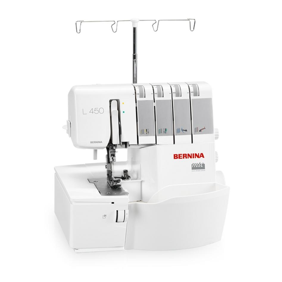 Bernina L450 overlocker from Jaycotts Sewing Supplies