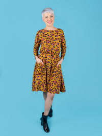 Tilly & The Buttons Lotta Dress Pattern from Jaycotts Sewing Supplies
