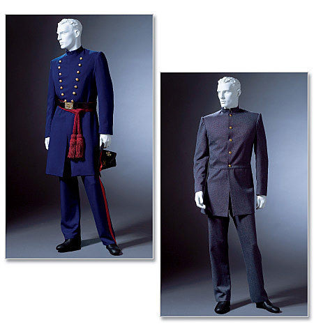 M4745 Men's American Civil War Costumes