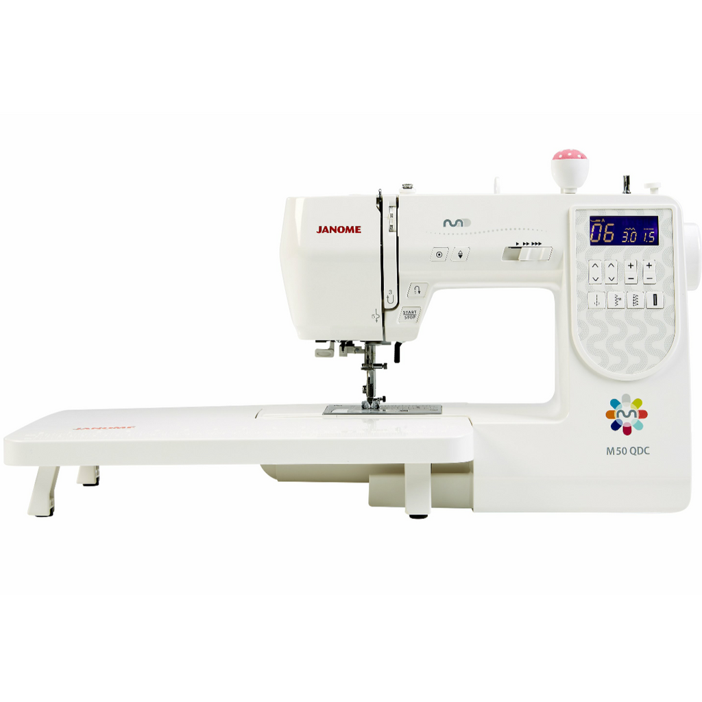 Janome Sewing Machine | M50 QDC from Jaycotts Sewing Supplies