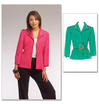M5668 Misses' Jackets | by Nancy Zieman from Jaycotts Sewing Supplies