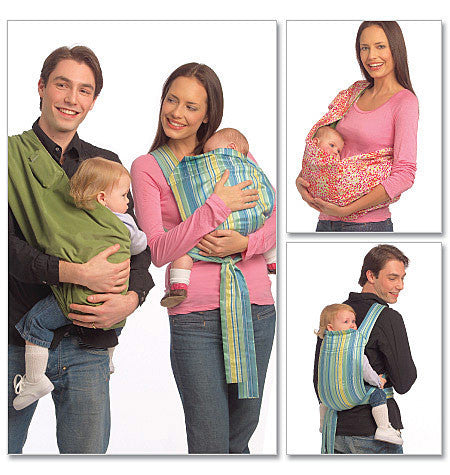 M5678 Baby Carriers from Jaycotts Sewing Supplies