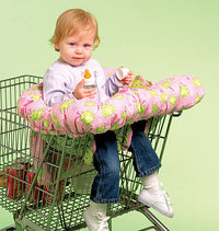 M5721 3-In-1 portable shopping cart / high chair cover