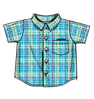 M6016 Infants' Shirts, Shorts & Pants