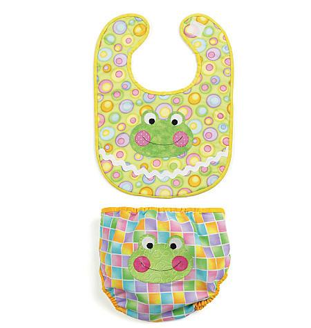 M6108 Infants' Bibs & Nappy Covers