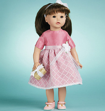 "M6137 Doll Clothes For 18"" Doll"
