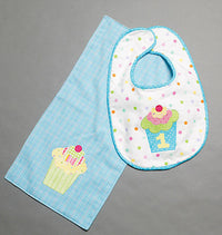 M6478 Bibs & Burp Cloths from Jaycotts Sewing Supplies