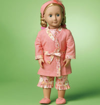 "M6526 18"" Doll Clothes"