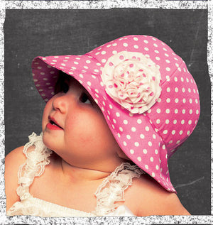 M6762 Infants/Toddlers' Hats from Jaycotts Sewing Supplies