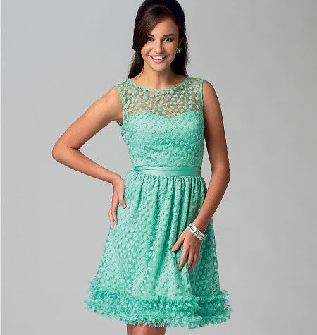 M6893 Misses' Dresses | Create it !