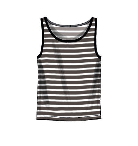 M6973 Men's Tank Tops, T-Shirts & Shorts